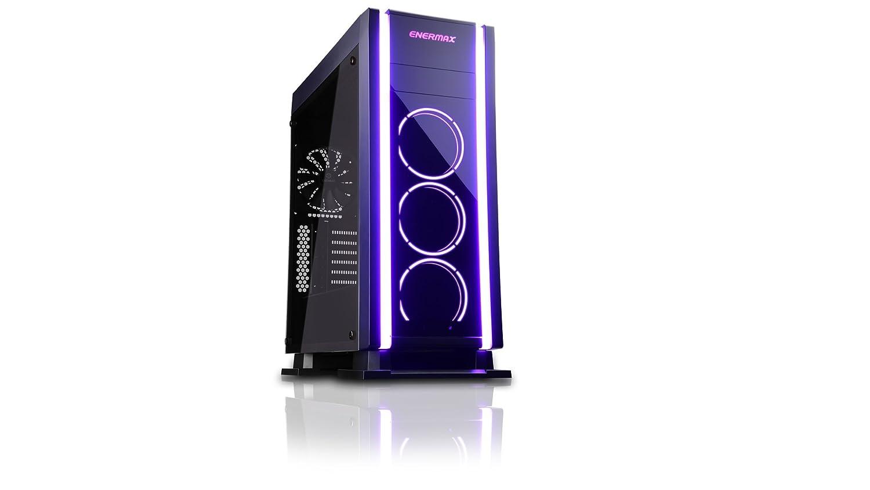 995b0e0ea9 Amazon | ENERMAX RGB LED ミドルタワーPCケース SABERAY ECA3500BA-RGB | ENERMAX | PCケース  通販
