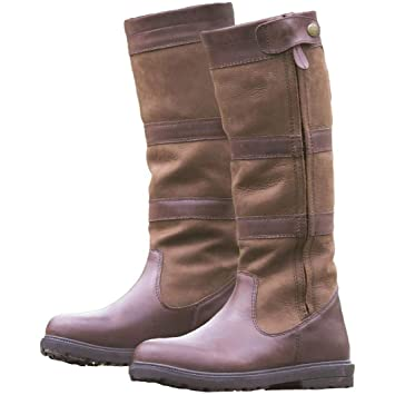 750e8f9c29e Shires Moretta Nella Boots - Horse Riding Equine Waterproof Long Country  Walking