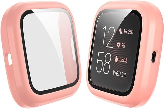 Jvchengxi Hülle Kompatibel Mit Fitbit Versa 2 Elektronik
