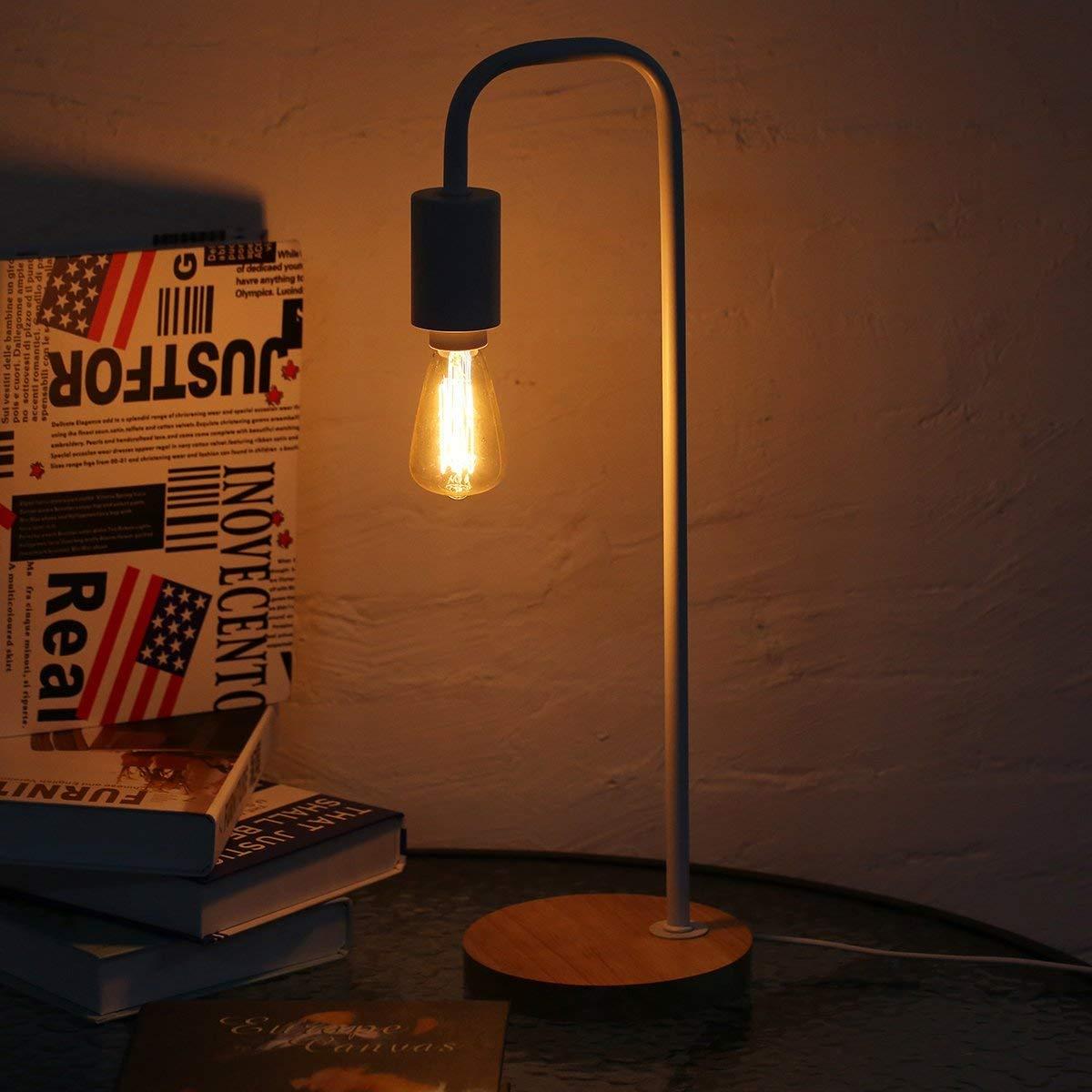 TINS 3 x E14 Edison Ampoule Vintage /à Incandescence Ampoule 40W ST48 R/étro R/étro Nostalgie Style Industriel Ampoule 2200K Ampoule /à Incandescence Blanche Chaude,3 Paquets