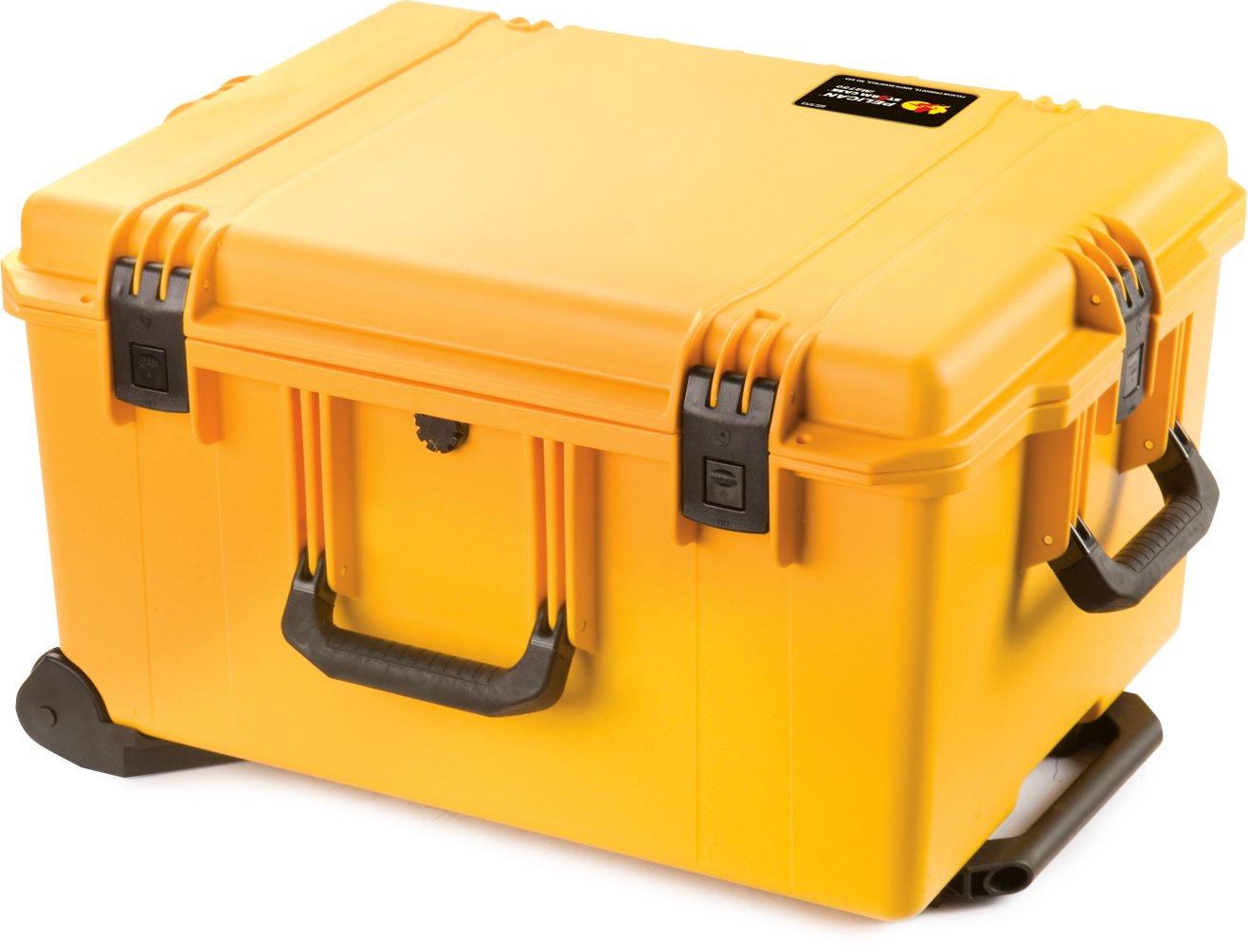 Pelican Storm Case iM2750 - No Foam - Yellow