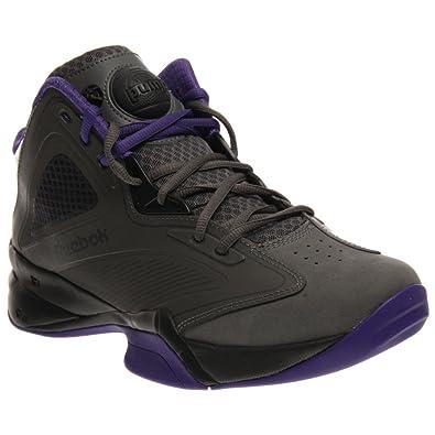 reebok pump men basketball shoes