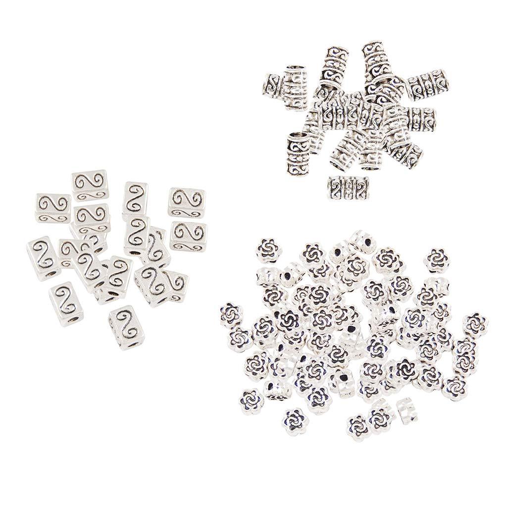 a F Fityle 100pcs Perlas de Diamantes de Imitaci/ón Brillantes Atractivos Regalos Hechos a Mano para Familiares y Amigos