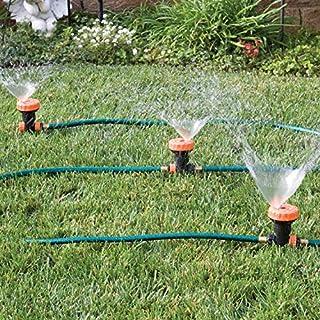 Bandwagon 3 in 1 Portable Sprinkler System with 5 Spray