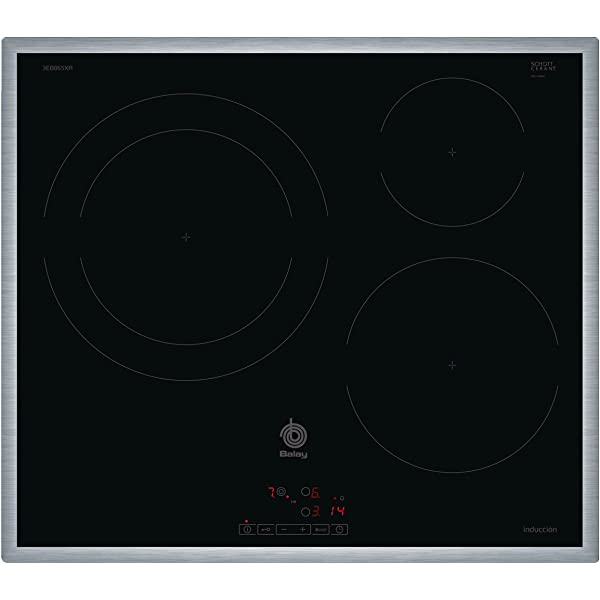 Balay 3EB864XR hobs Negro Integrado Con - Placa (Negro ...