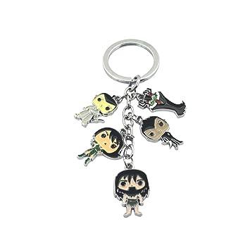 Samurai Jack llavero clave Anillo Anime Manga TV Show Auto ...