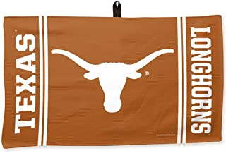 product image for Master Industries Texas Longhorns Waffle Weave Towel