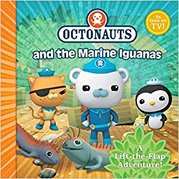 Book The Octonauts and the Marine Iguanas: A Lift-the-flap Adventure by UNKNOWN (29-Mar-2012)