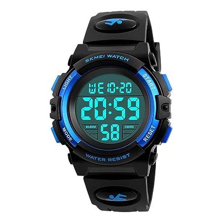 HODO Kids 50M Waterproof LED Sports Digital Watch