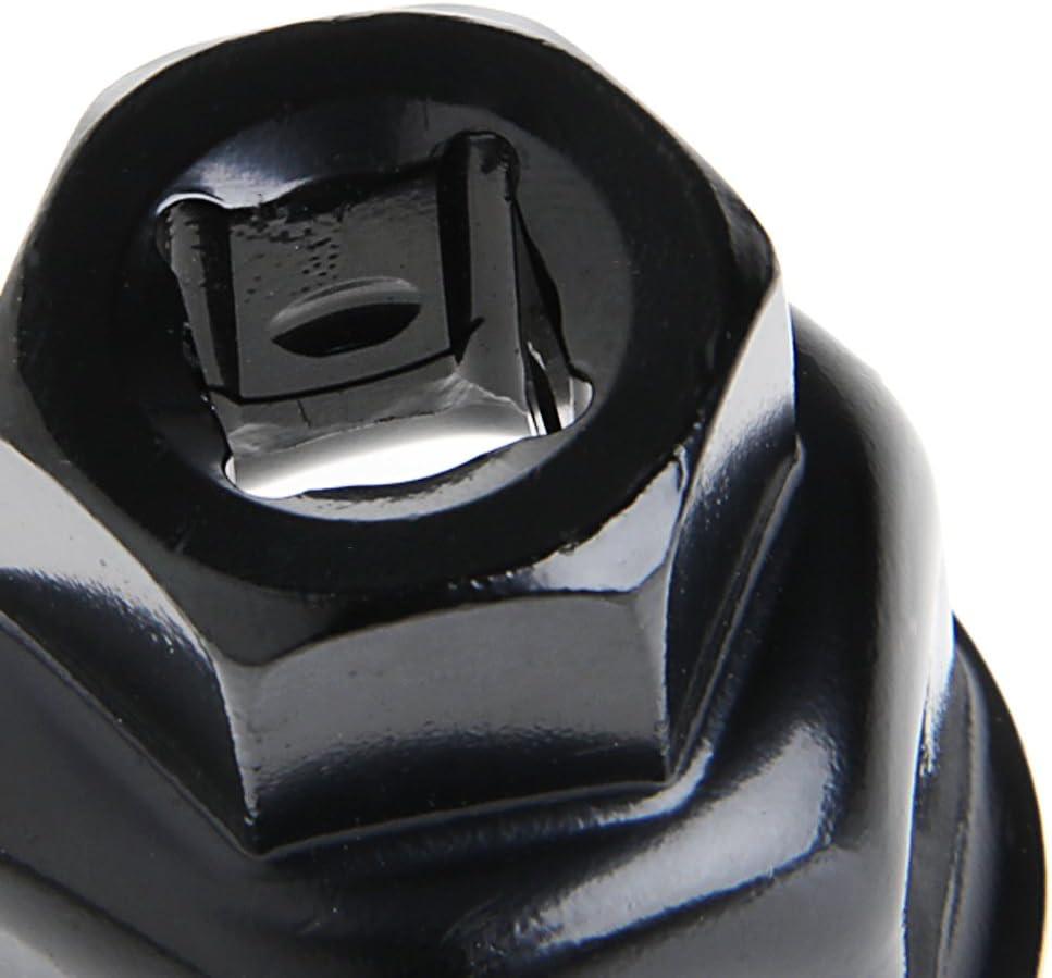 3//8 pulgadas 36 mm KunmniZ para BMW X5 Audi A6L A8L Llave de filtro de aceite para coche