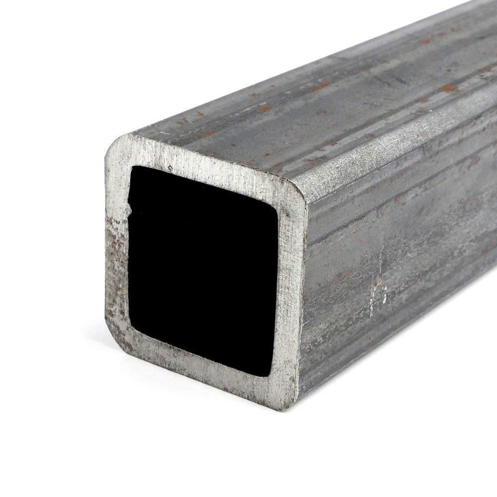 Pipe /& vierkantroh Square Steel Tube Steel Pipe 12x12x1,5 1000-3000mm Metal