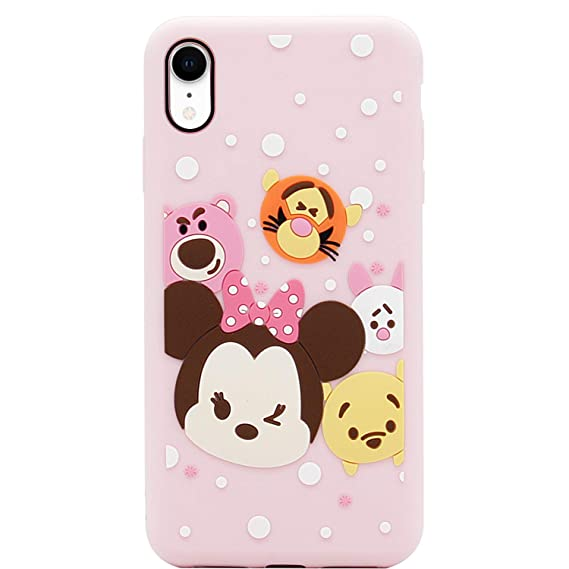 Kids' Clothes, Shoes & Accs. Boys' Shoes Family World Watercolors Mickey Minnie Mouse Clear Soft Tpu Silicone Cover Case For Iphone Xs Max Xr X 6 6s 7 8 Plus To Rank First Among Similar Products