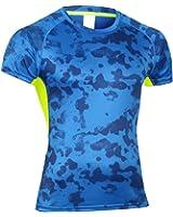 Bwiv スポーツインナー コンプレッションウェア スポーツシャツ 加圧Tシャツ 半袖 メンズ 筋トレ 吸汗速乾 迷彩柄 全5カラー3サイズ