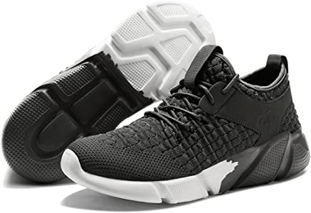 Zapatos para Correr Hombre Zapatos de Gimnasia para Caminar de Peso Ligero Zapatillas de Deportivos de Running: Amazon.es: Zapatos y complementos