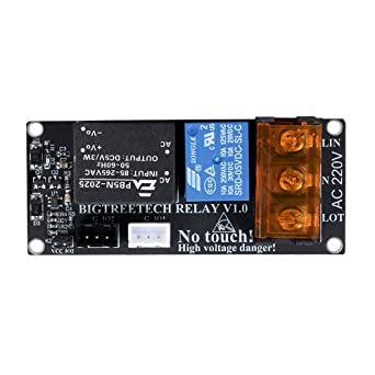 BIGTREETECH New Relay Module V1.0 impresora 3D Automatic ...