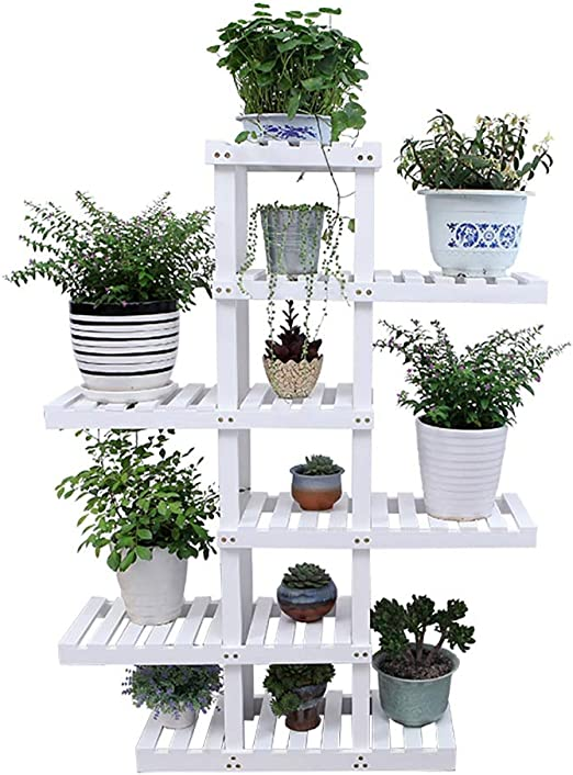 Estantes para plantas / estanteria jardin Soporte de flores ...