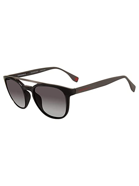Converse SCO04952Z93P Gradient Square Sunglasses Black/Grey ...