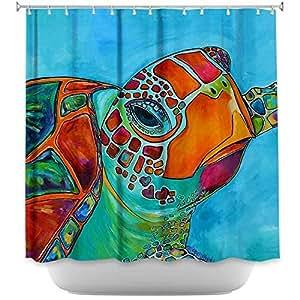 Shower Curtain Artistic Designer From Dianoche Designs By Arist Patti Schermerhorn