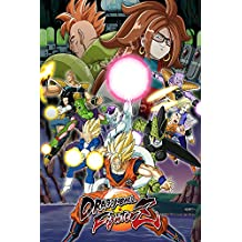 "CGC Huge Poster - Dragon Ball FighterZ PS4 XBOX ONE GLOSSY FINISH - OTH706 (24"" x 36"" (61cm x 91.5cm))"