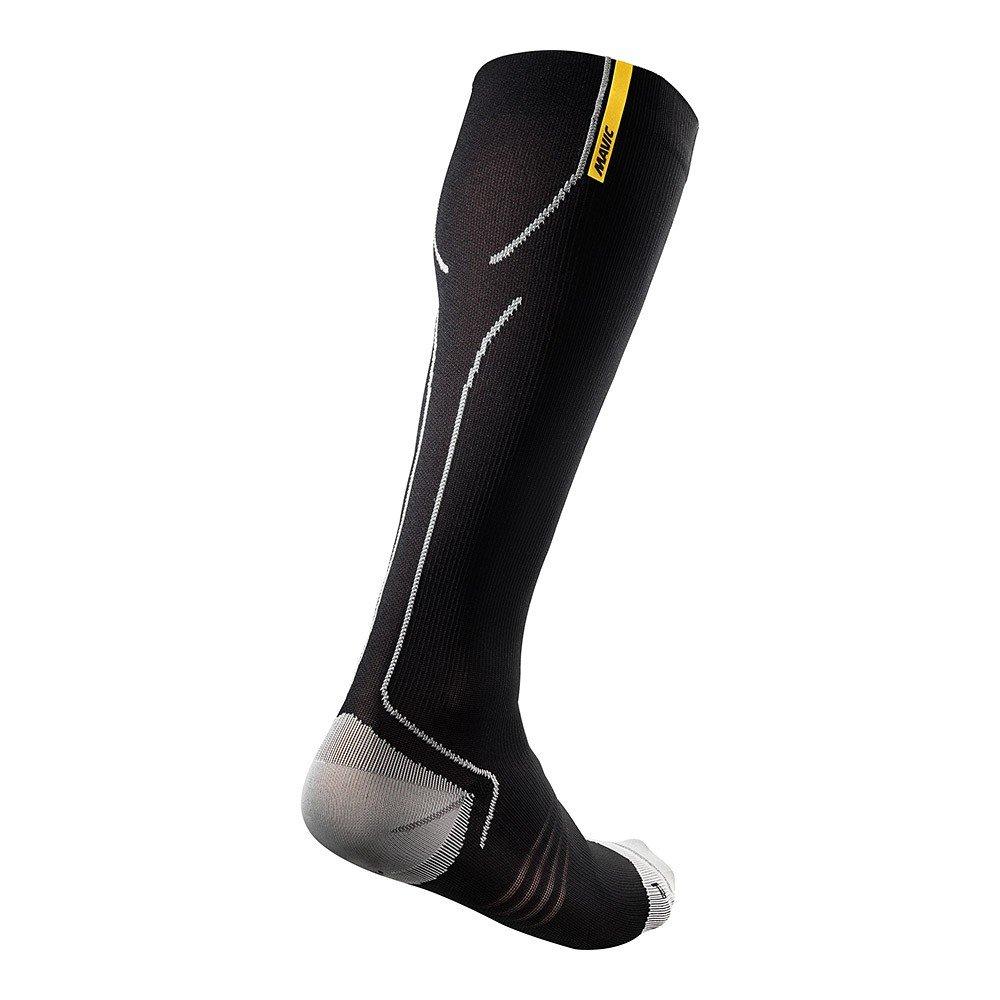 Mavic Aksium Recovery Sock, color negro, talla M-38: Amazon.es: Deportes y aire libre