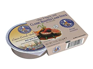 More Than Gourmet Glace D'agneau Gold, Roasted Lamb Stock, 1.5 Ounce