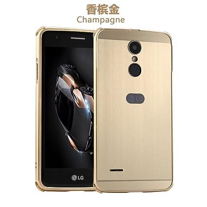 Amazon.com: LG K10 (2017) Caso 5.0 inch, dayjoy Lujo ...