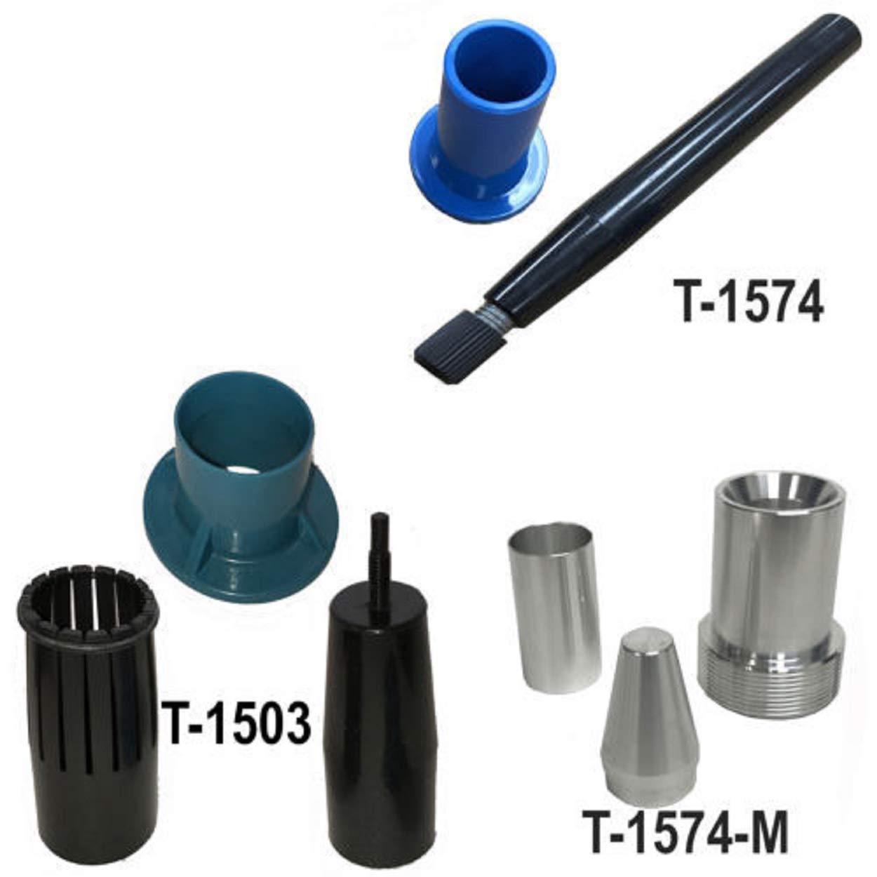 Grade A Tools T-1574, T-1574-GM, and T-1503 Resizer Kit Combo (4l60, 4l60e, 700-R4, 700R4 / 460L / 460LE, 4L70 / 4L75E)