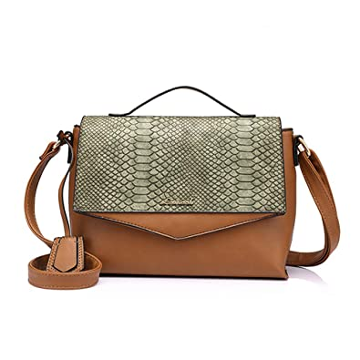 2728fd52f9b18 Image Unavailable. Image not available for. Color: women handbags female  shoulder crossbody bag small ladies messenger ...