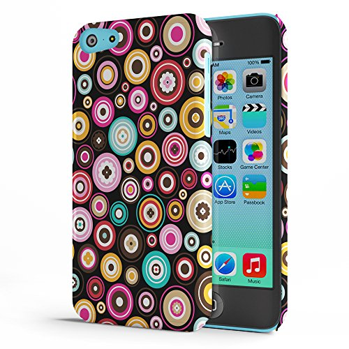 Koveru Back Cover Case for Apple iPhone 5C - Bubbles