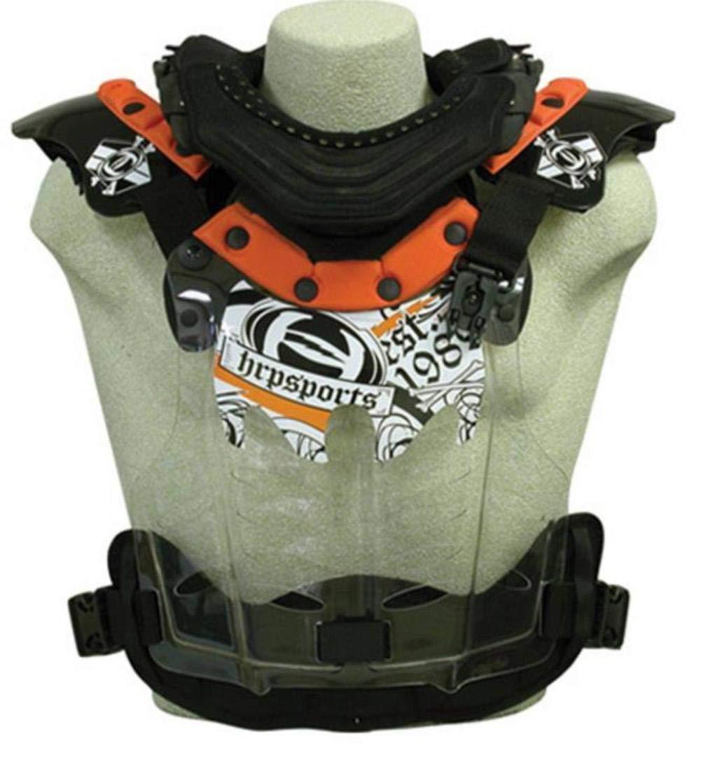 HRP Sports Flak-Jak LT IMS チェストプロテクター X-Large オレンジ 0654-O-11 B07HFBV7ZN オレンジ X-Large