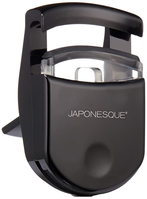 JAPONESQUE Go Curl Eyelash Curler The open cage design won't pinch your outer lashes.