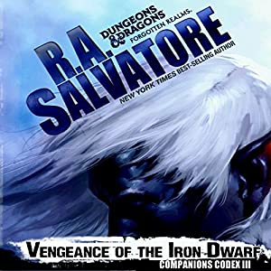Vengeance of the Iron Dwarf Hörbuch