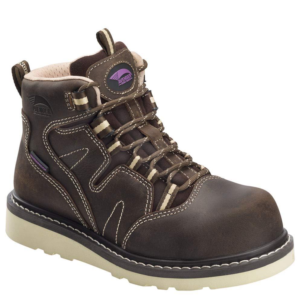 Avenger 6 Wedge WP Carbon Toe Womens Boot