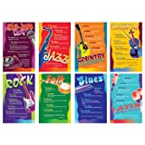 Genres Best Deals - North Star Teacher Resource NST3059 Music Genres Bb Set