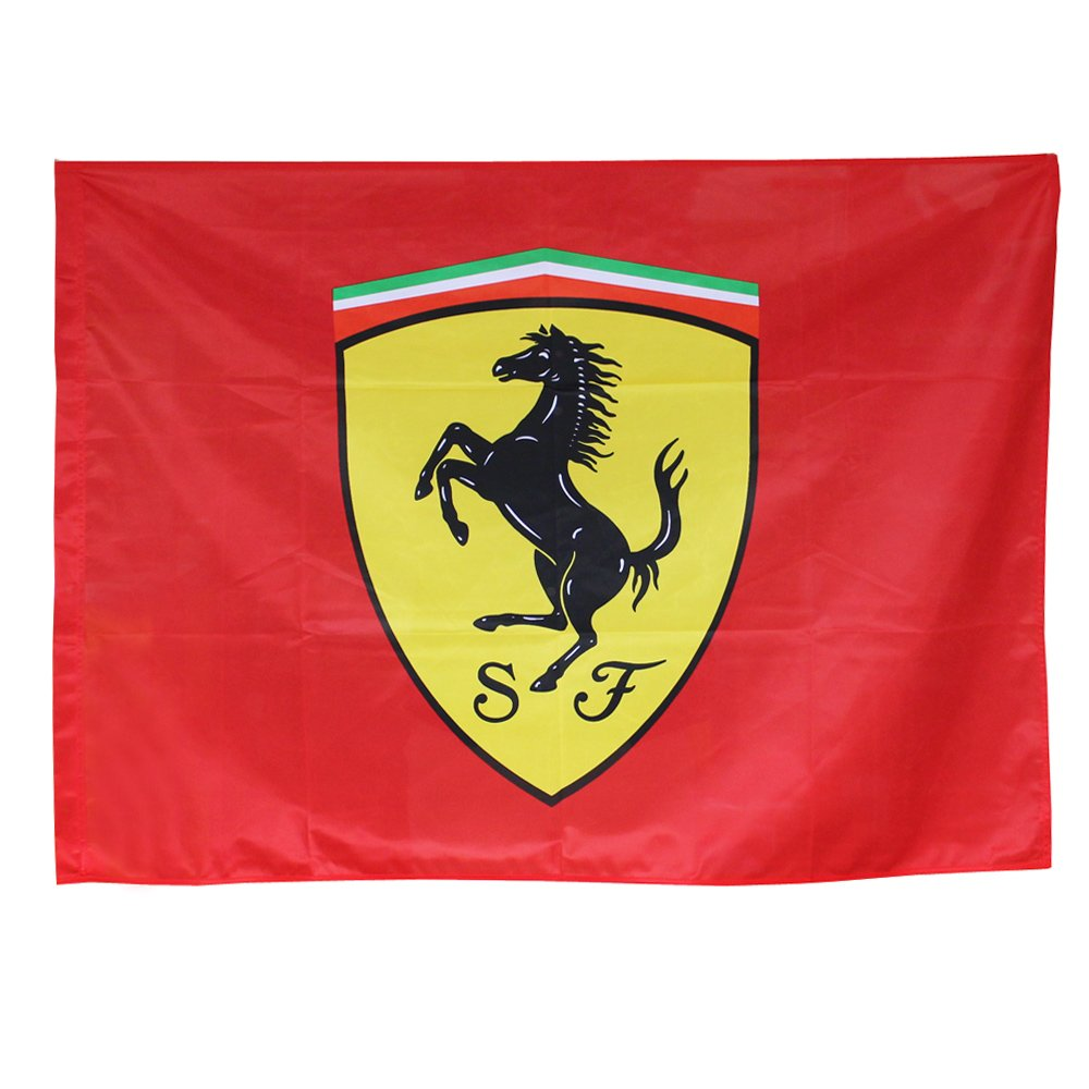 ferrari flagge fahne scuderia ferrari flagge fahne 120x90cm 130161167 600 einzigartige. Black Bedroom Furniture Sets. Home Design Ideas