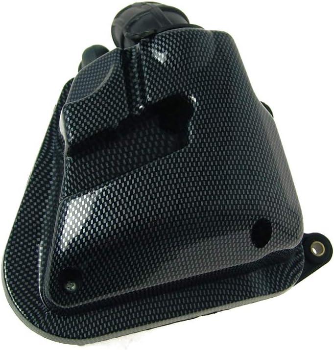 Scooter 50 2EXTREME Minarelli Carbon Luftfilter f/ür MBK Stunt 50 REX Rex 50 Rexy 50
