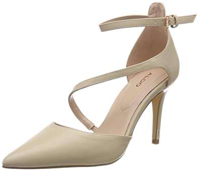 f077ad5241 ALDO VETRANO, Women's Closed-Toe Pumps Closed Toe Heels, Beige (Bone  Miscellaneous