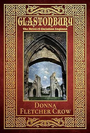 book cover of Glastonbury
