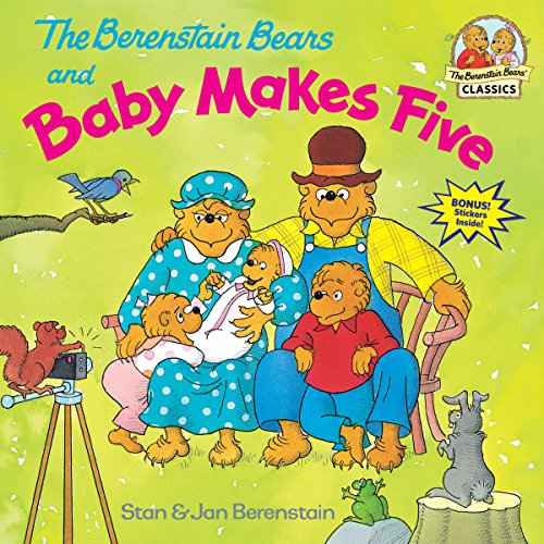 Bears Baby Books (The Berenstain Bears and Baby Makes Five)