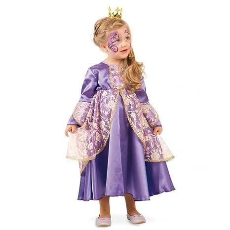 Fritz Fries & Söhne GmbH & Co Traje Infantil Princesa Violeta ...