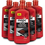 Amazon.com: Magic Glass Cooktop Cleaner & Polaco 16 oz ...