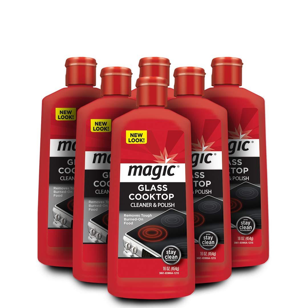 Amazon.com: Magic Cooktop Cream, Paquete de 6: Home & Kitchen