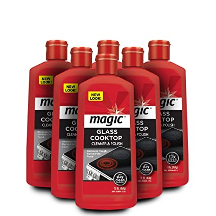 Amazon.com: Magic Cooktop Cream, Paquete de 6: Home & Kitchen