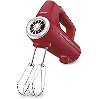 Cuisinart CHM-3R Electronic Hand Mixer