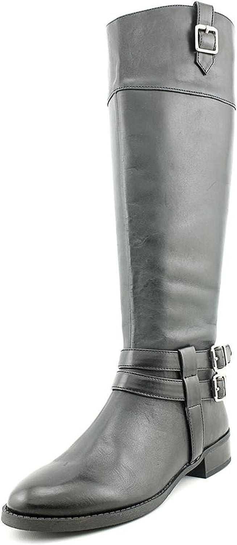 INC International Concepts Fahnee Women Blue Knee High Boot