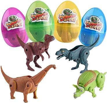 Petits Dinosaures sur crème