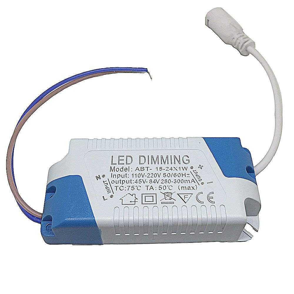 Bsod Dimmable 15 24w Constant Current High Power Led Driver Input 110220v 12v 300ma Circuit 3w View Ac 110 220v Output45 84v External Supply Ceiling Lamp Rectifier Transformer
