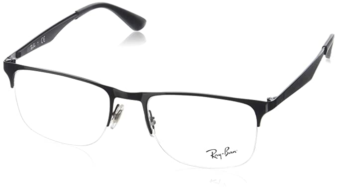 3168f5084d3 Amazon.com  Ray-Ban Men RX6362 Eyeglasses  Clothing