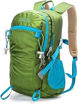Local Lion 20L Mochila Ciclismo Senderismo Impermeable para Alpinismo Camping al Aire Libre Mochila de Trekking con Cubierta de Lluvia