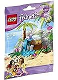 レゴ (LEGO) フレンズ カメとプチパラダイス 41041